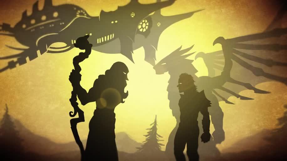 Trailer, Rollenspiel, Strategiespiel, Larian Studios, Divinity, Dragon Commander