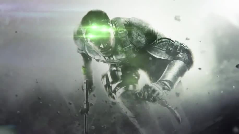 Trailer, Ubisoft, Splinter Cell, Sam Fisher, Splinter Cell: Blacklist