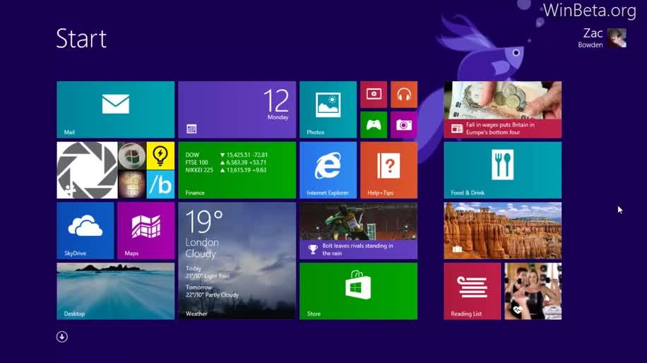 "Microsoft, Windows 8, Windows 8.1, Windows 8.1 Blue, Windows 8.1 ""Blue"", Windows 8.1 Build 9471, WinBeta"
