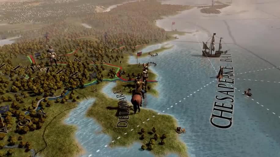 Trailer, Strategiespiel, Paradox Interactive, Europa Universalis, Europa Universalis IV