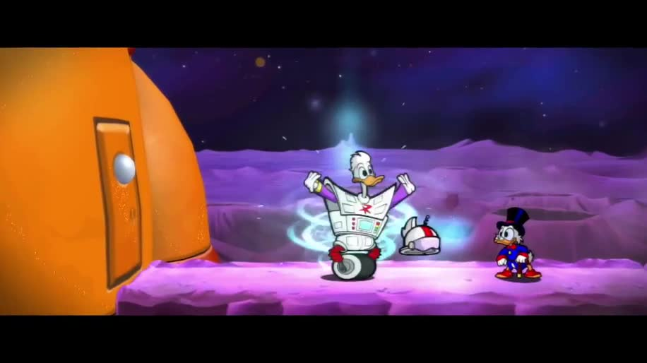 Trailer, Capcom, Jump & Run, DuckTales, DuckTales Remastered