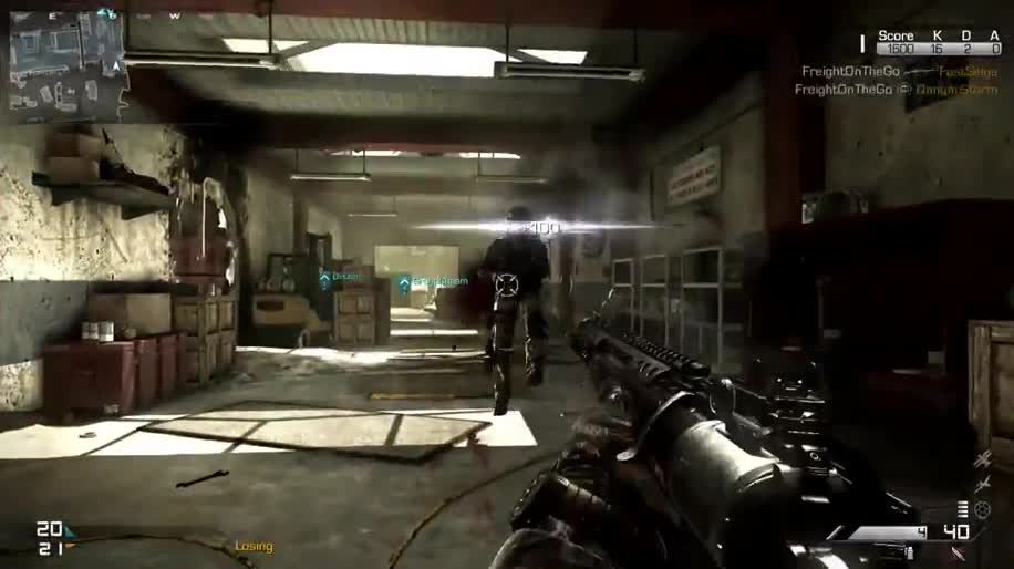 Trailer, Ego-Shooter, Multiplayer, Call of Duty, Activision, Infinity Ward, Call of Duty: Ghosts