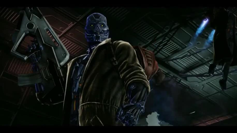 Trailer, Ubisoft, Jump & Run, flashback