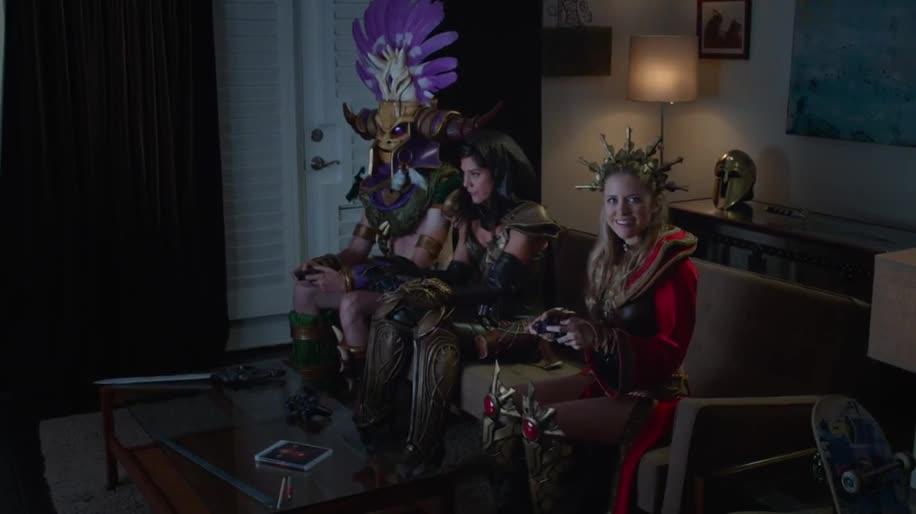 Werbespot, Blizzard, Diablo 3, Diablo, diablo III