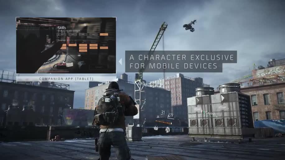 Trailer, Ubisoft, Gamescom, Online-Spiele, Gamescom 2013, Tom Clancy's The Division, The Division