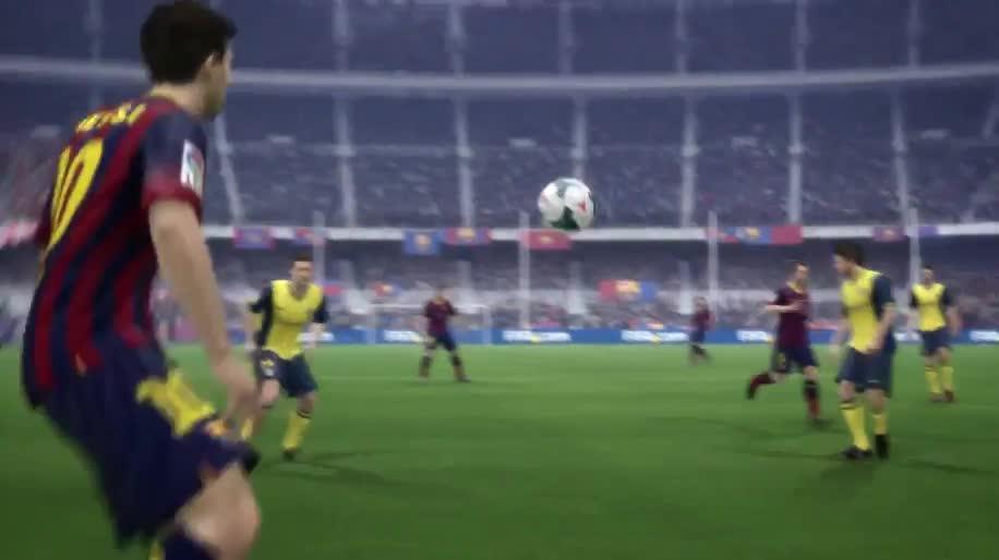 Trailer, Electronic Arts, Ea, Gamescom, Fußball, EA Sports, Fifa, Gamescom 2013, FIFA 14
