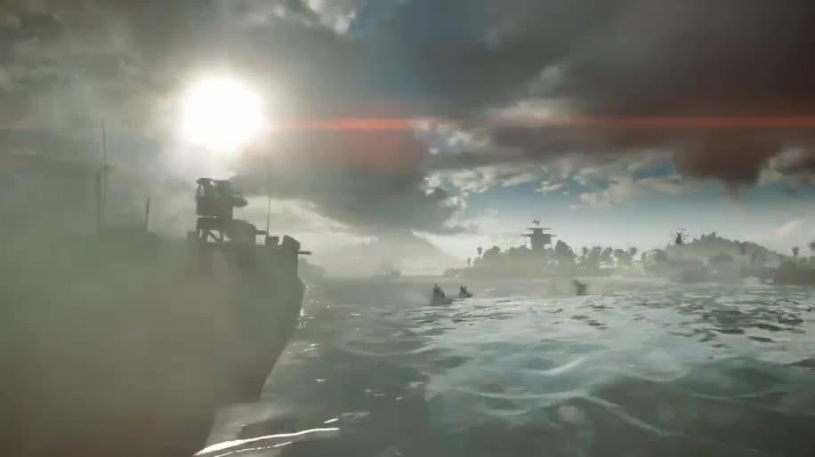 Trailer, Electronic Arts, Ego-Shooter, Ea, Gamescom, Battlefield, Dice, Gamescom 2013, Battlefield 4