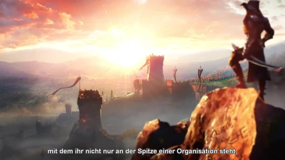 Gamescom, Rollenspiel, Gamescom 2013, Dragon Age Inquisition, Dragon Age 3: Inquisition, Dragon Age 3, Dragon Age