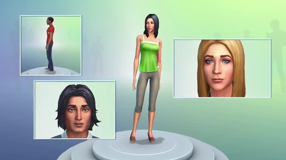 Trailer, Electronic Arts, Ea, Gamescom, Simulation, Gamescom 2013, Die Sims 4, Die Sims