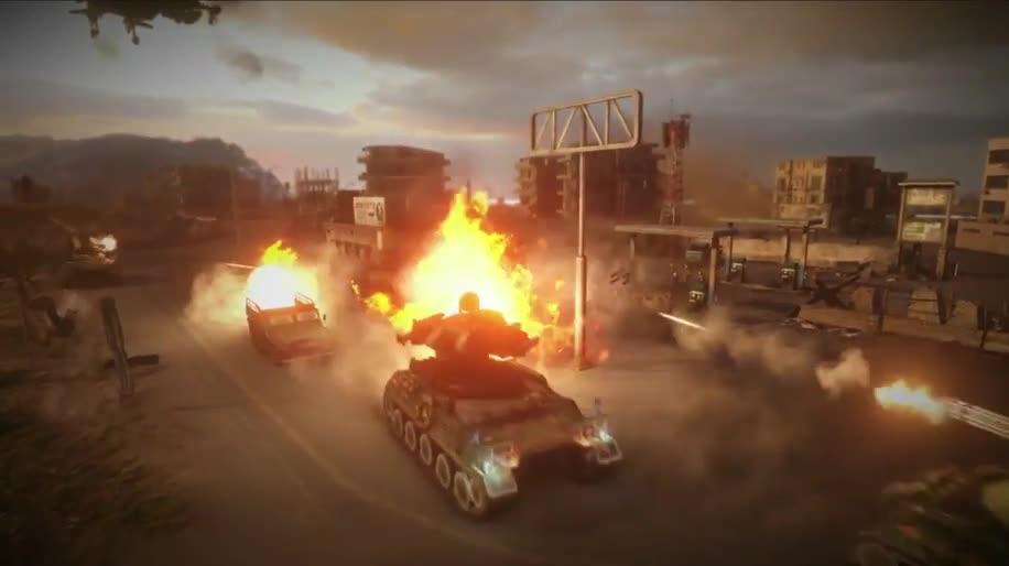 Trailer, Electronic Arts, Ea, Gamescom, Free-to-Play, Strategiespiel, Gamescom 2013, Command & Conquer, C&C