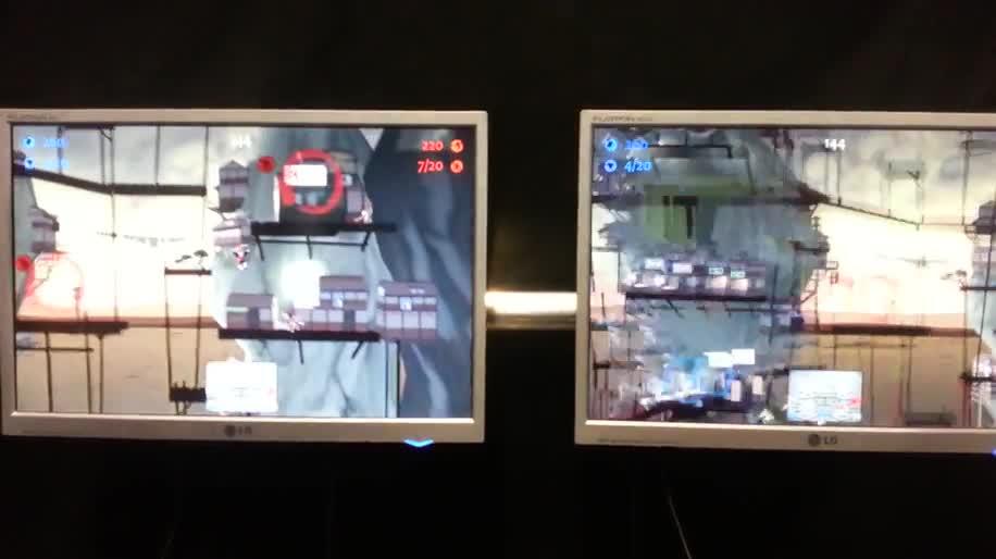 Gamescom, Gamescom 2013, HTW Berlin, Game Space, Masaka