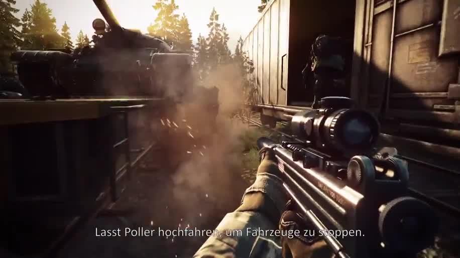 Trailer, Electronic Arts, Ego-Shooter, Ea, Gamescom, Dice, Gamescom 2013, Battlefield 4
