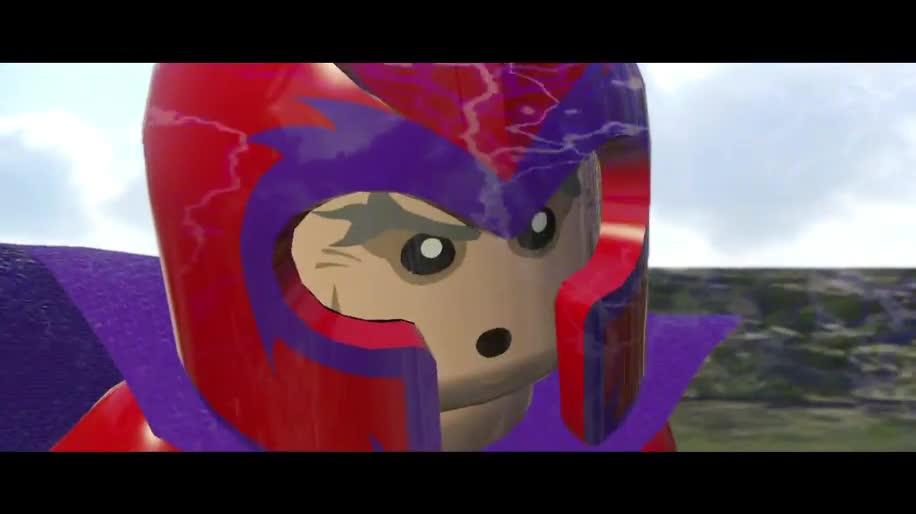 Trailer, Gamescom, Warner Bros., Marvel, Lego, Gamescom 2013, Lego Marvel Super Heroes
