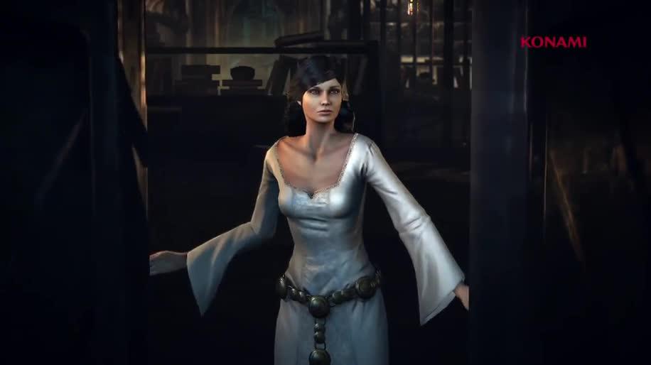 Trailer, Gamescom, Konami, Gamescom 2013, Castlevania, Lords of Shadow 2, Lords of Shadow