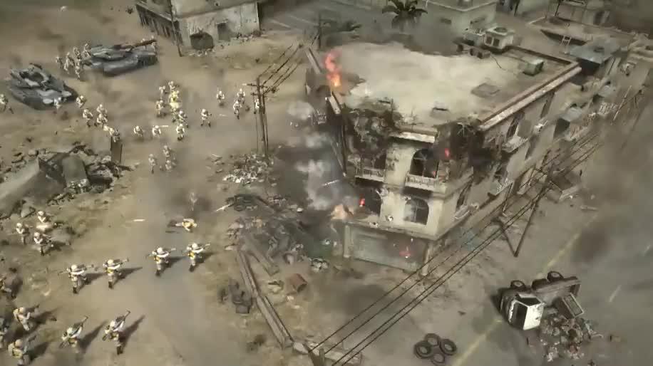 Trailer, Electronic Arts, Ea, Gamescom, Free-to-Play, Gamescom 2013, Command & Conquer, C&C