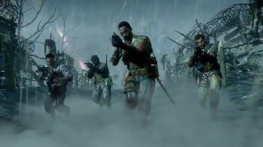 Trailer, Ego-Shooter, Gameplay, Call of Duty, Dlc, Activision, Zombies, Black Ops, Treyarch, Call of Duty: Black Ops, Call of Duty: Black Ops 2, Call of Duty Black Ops, Black Ops 2, Apocalypse