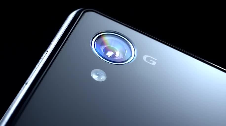 Smartphone, Sony, Xperia Z1, Sony Xperia Z1, Wasserfest, Staub