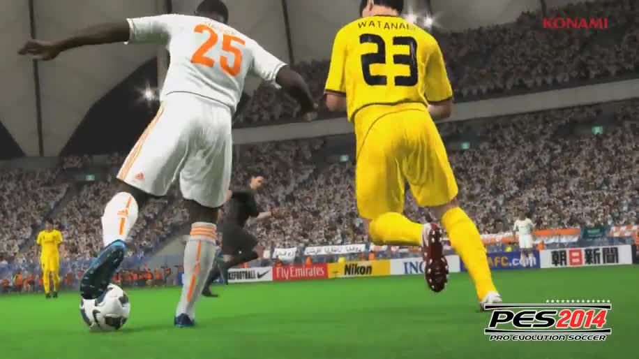Trailer, Fußball, Konami, PES, Pro Evolution Soccer, PES 2014, AFC Champions League