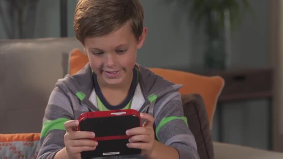 Konsole, Nintendo, Nintendo 2ds, 2ds, mobilkonsole