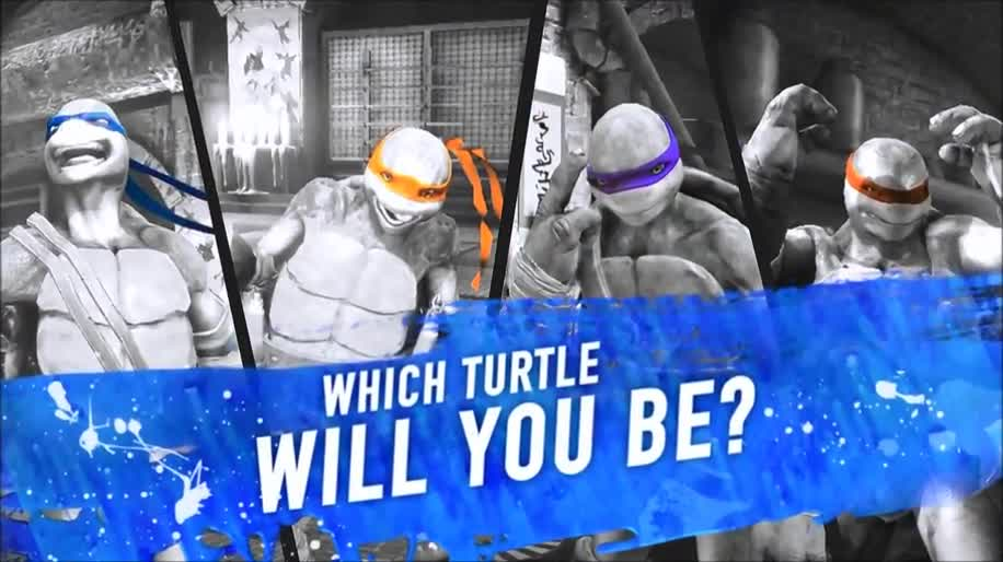 Trailer, actionspiel, Activision, Teenage Mutant Ninja Turtles, Out of the Shadows, Aus den Schatten