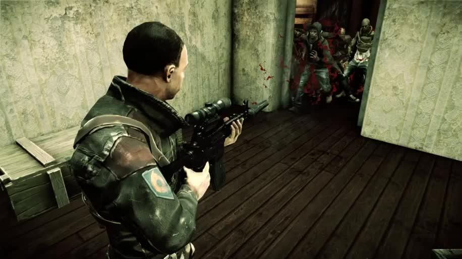 Trailer, Ego-Shooter, Online-Spiele, Online-Shooter, Ravaged, 2 Dawn Games, Ravaged Zombie Apocalypse