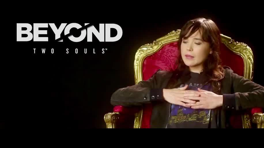 Trailer, Sony, Gamescom, PlayStation 3, PS3, Gamescom 2013, Beyond: Two Souls, Quantic Dream