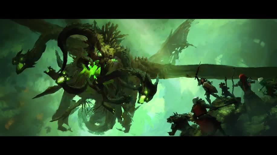 Trailer, Online-Spiele, Mmorpg, Mmo, Online-Rollenspiel, Guild Wars 2, Ncsoft, ArenaNet, Guild Wars