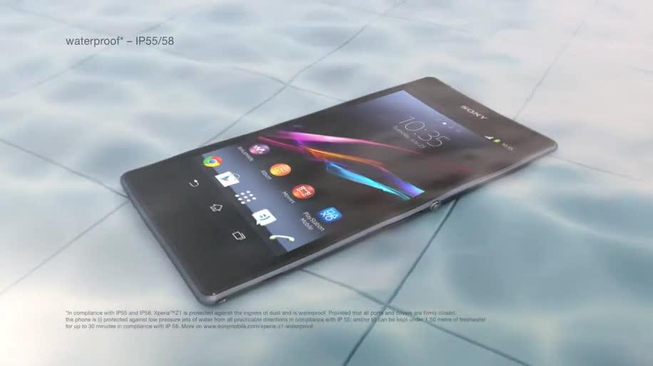 Android, Sony, Ifa, Xperia, IFA 2013, Android 4.2.2, Xperia Z1, Sony Xperia Z1