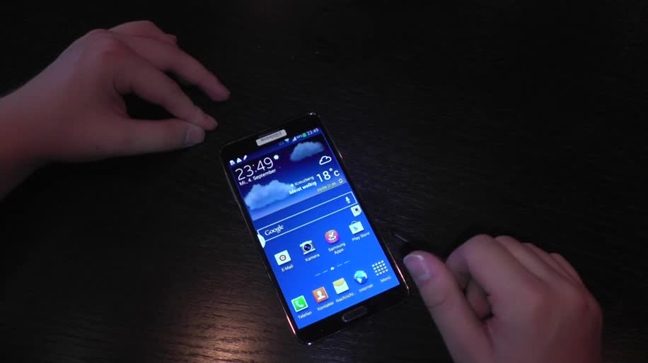 Samsung, Galaxy, Hands-On, Ifa, Galaxy Note, Samsung Galaxy Note, Samsung Galaxy Note 3, IFA 2013, note