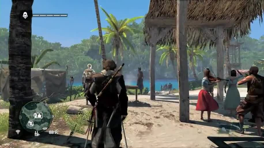 Ubisoft, Gameplay, Assassin's Creed, Assassin's Creed 4, Assassin's Creed 4: Black Flag, Black Flag