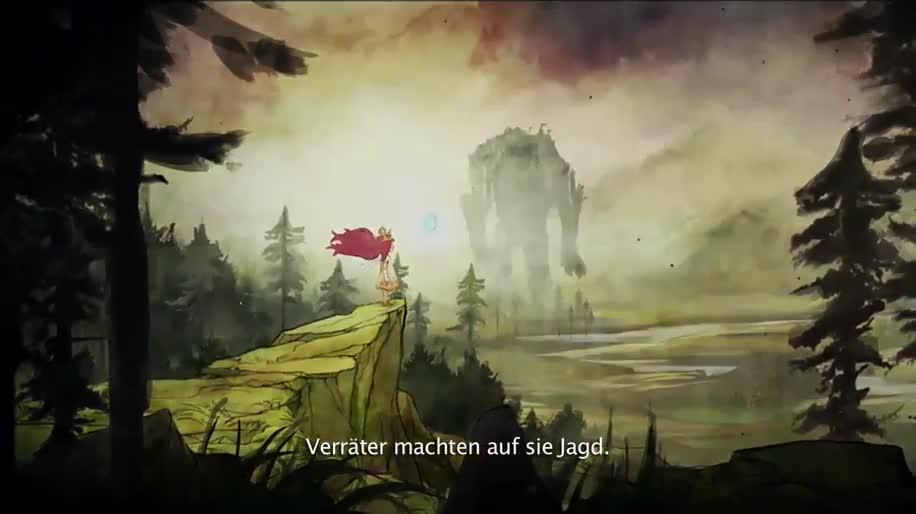 Trailer, Ubisoft, Rollenspiel, Child of Light