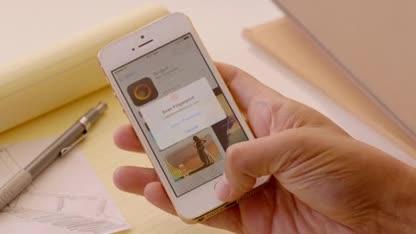 Smartphone, Apple, iPhone 5S, iOS 7, Fingerprint, Apple iPhone 5S