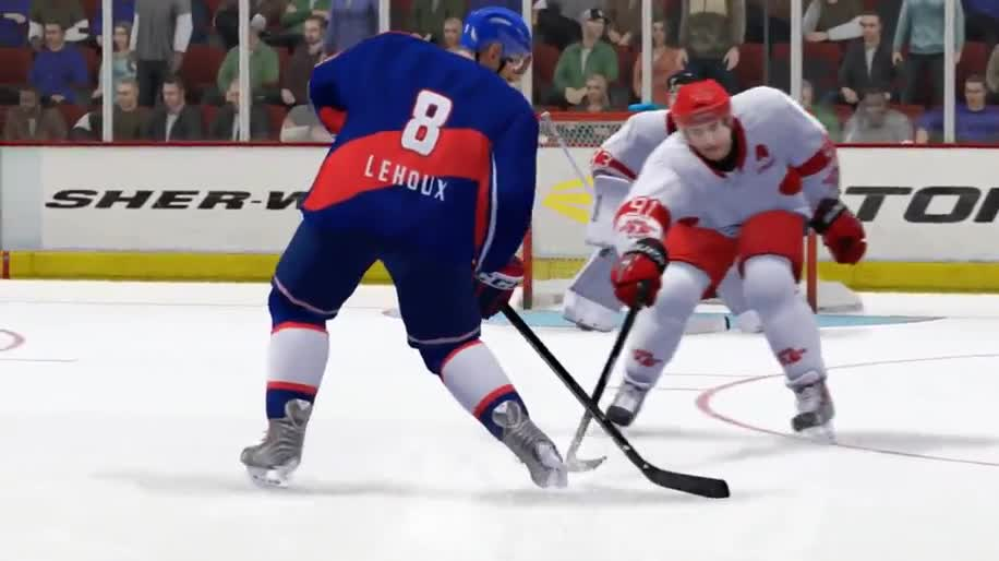 Trailer, Electronic Arts, Ea, EA Sports, Eishockey, NHL, NHL 14, DEL