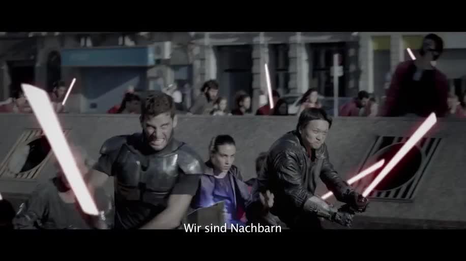 Trailer, Electronic Arts, Star Wars, BioWare, The Old Republic, Lucas Arts, Star Wars: The Old Republic