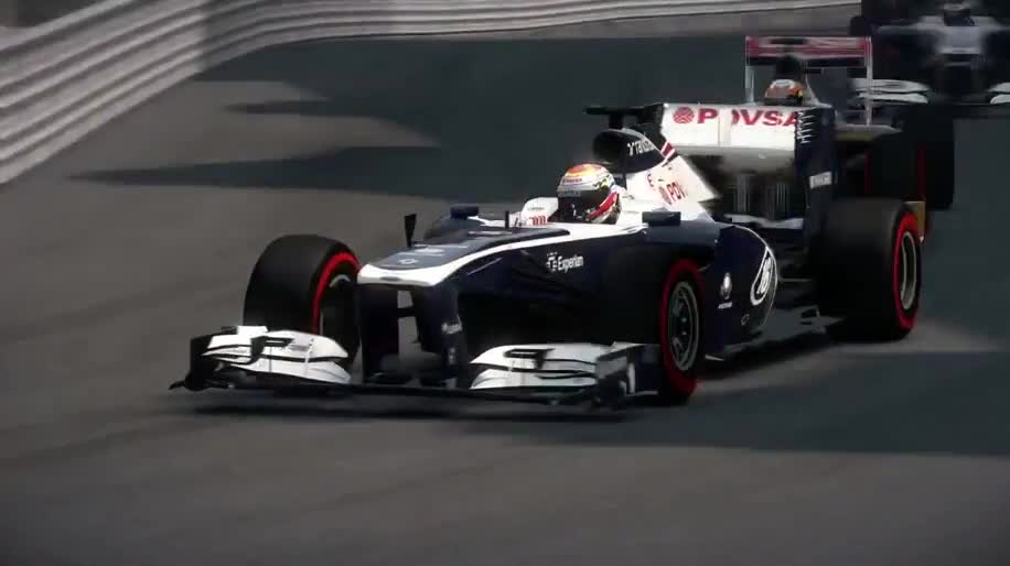 Trailer, Rennspiel, Codemasters, Formel 1, F1, F1 2013