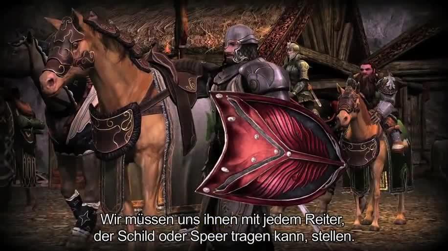 Trailer, Online-Spiele, Dlc, Mmorpg, Mmo, Online-Rollenspiel, Warner Bros., Der Herr der Ringe, Der Herr der Ringe Online