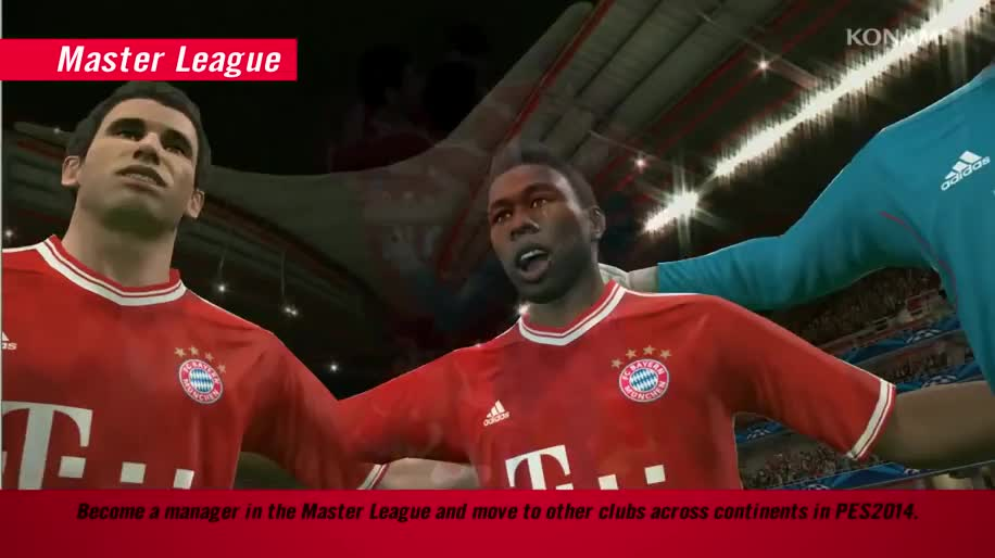 Trailer, Fußball, Konami, PES, Pro Evolution Soccer, PES 2014