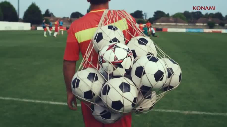 Werbespot, Fußball, Konami, PES, Pro Evolution Soccer, PES 2014