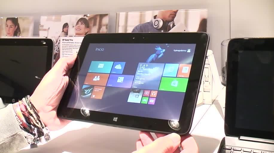 Tablet, Intel, Windows 8.1, Quadcore, Hp, Hewlett-Packard, Full Hd, Bay Trail, HP Omni 10 HD
