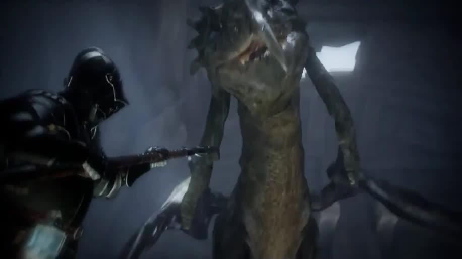 Trailer, Sony, PlayStation 4, PS4, Capcom, TGS, TGS 2013, Deep Down