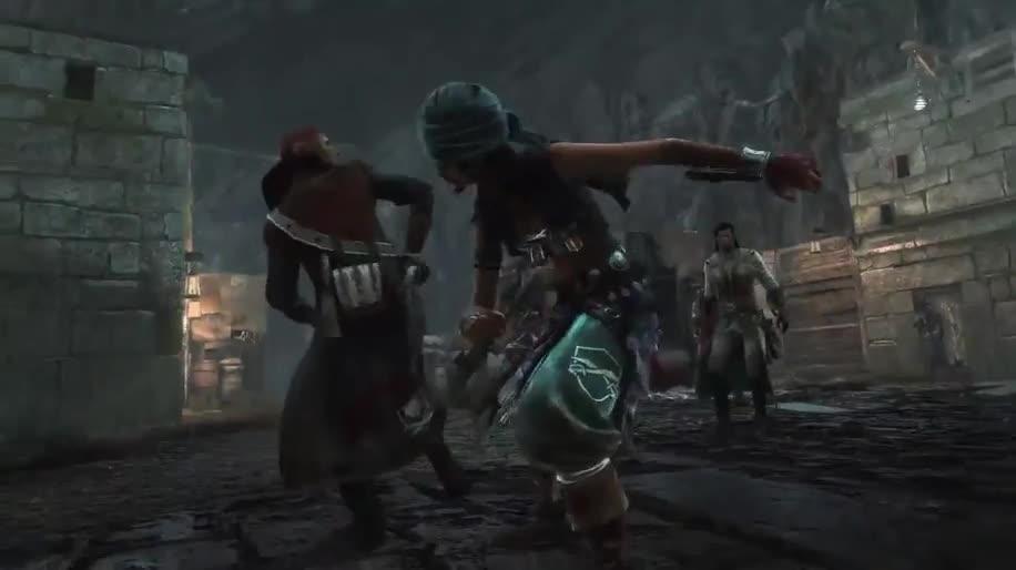 Trailer, Ubisoft, Gameplay, actionspiel, Multiplayer, Assassin's Creed, Assassin's Creed 4, Assassin's Creed 4: Black Flag