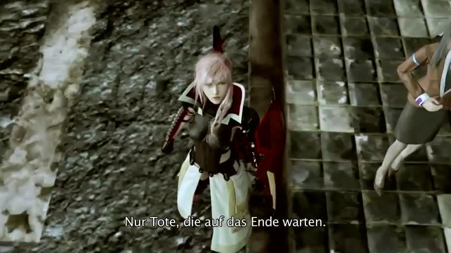 Trailer, Rollenspiel, Square Enix, Final Fantasy, TGS, Lightning Returns: Final Fantasy XIII, TGS 2013, Final Fantasy XIII