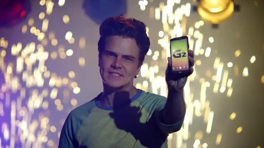 Smartphone, Android, Werbespot, LG, LG G2, G2