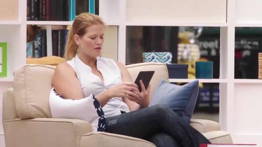 Amazon, Werbespot, Kindle, E-Book, E-Book-Reader, Amazon Kindle, Kindle Paperwhite
