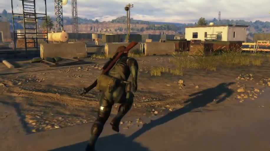 Trailer, Gameplay, actionspiel, Konami, Metal Gear Solid, TGS, Hideo Kojima, Metal Gear Solid 5, The Phantom Pain, TGS 2013