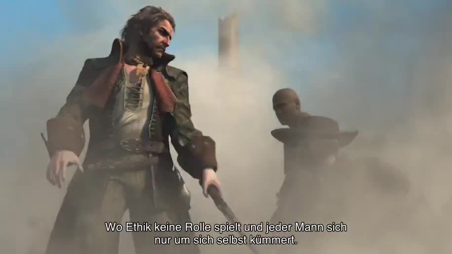 Trailer, Ubisoft, Assassin's Creed, Assassin's Creed 4, Assassin's Creed 4: Black Flag