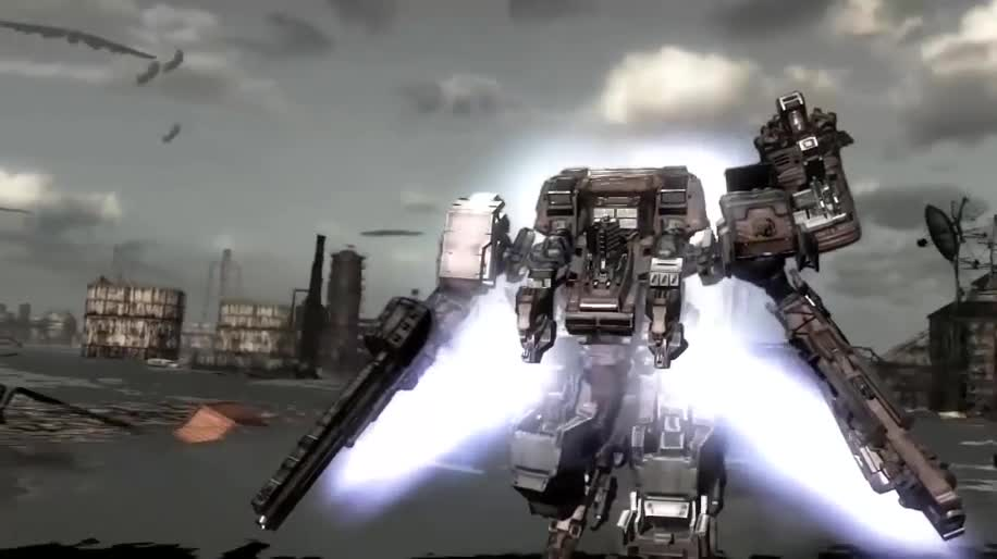Trailer, actionspiel, Namco Bandai, Armored Core, Verdict Day