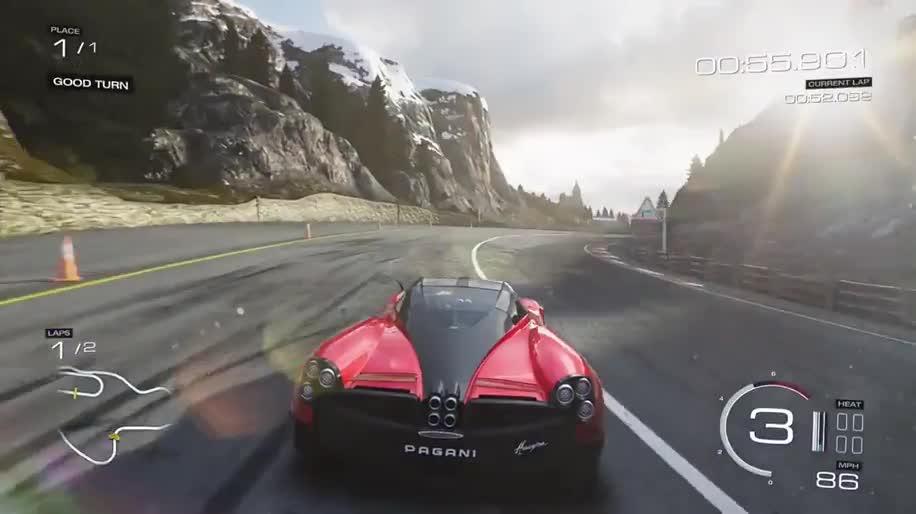 Microsoft, Trailer, Xbox One, Microsoft Xbox One, Rennspiel, Forza, Forza Motorsport, Forza Motorsport 5