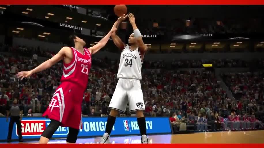 Trailer, 2K Games, Basketball, NBA, 2K Sports, NBA 2K14