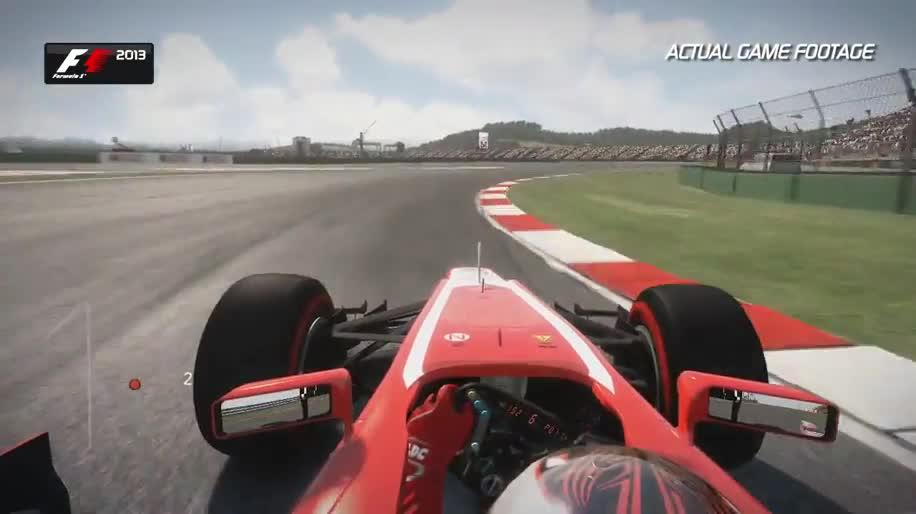 Gameplay, Rennspiel, Namco Bandai, Codemasters, Formel 1, F1, F1 2013